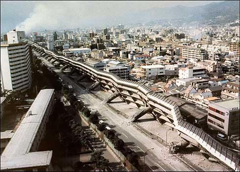 Japanese Earthquakes: A timeline | eternalexploration
