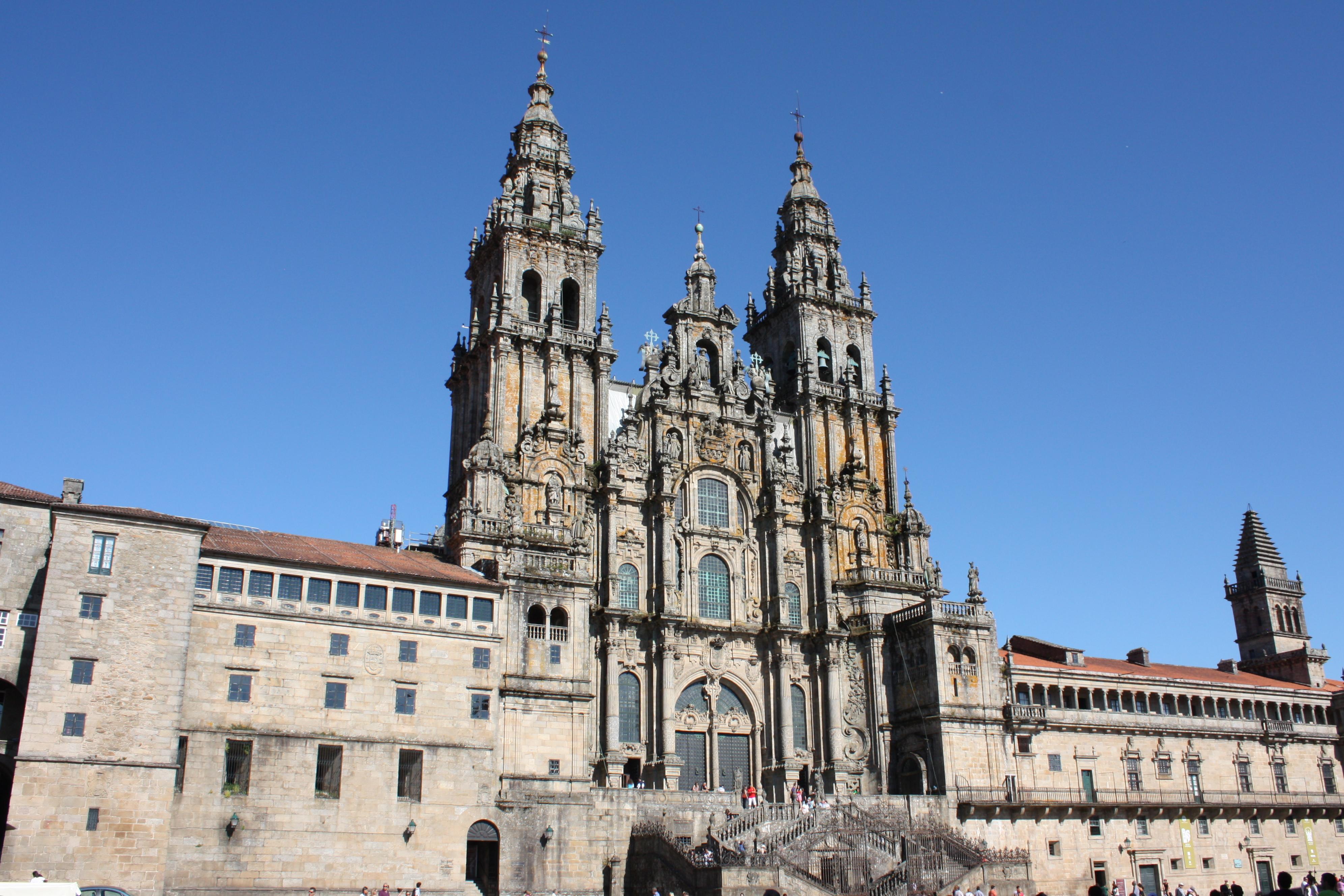 Unesco world heritage sites challenge santiago de - Arrokabe arquitectos santiago de compostela ...