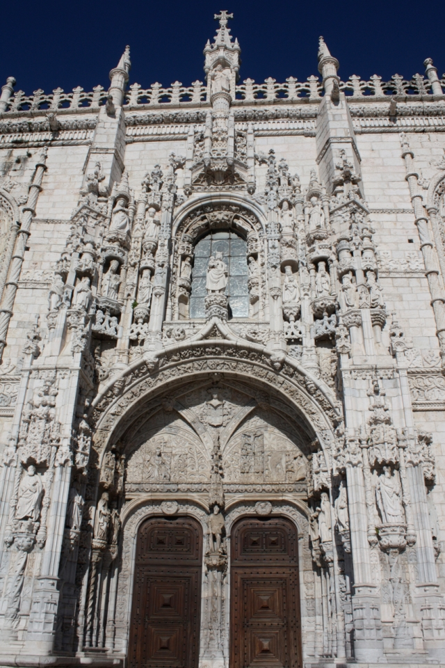 Monastery of the Hieronymites Lisbon