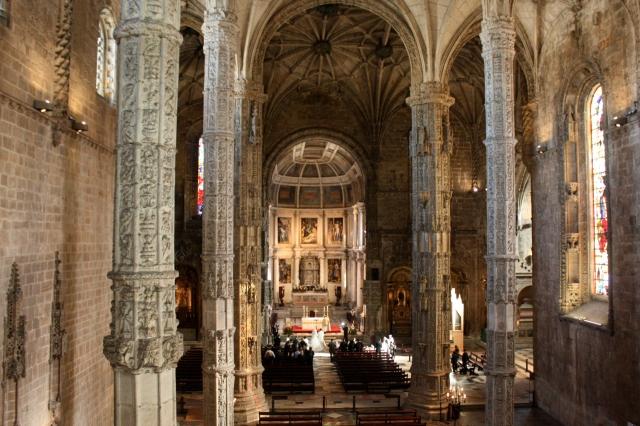 Monastery of Hieronymites Lisbon